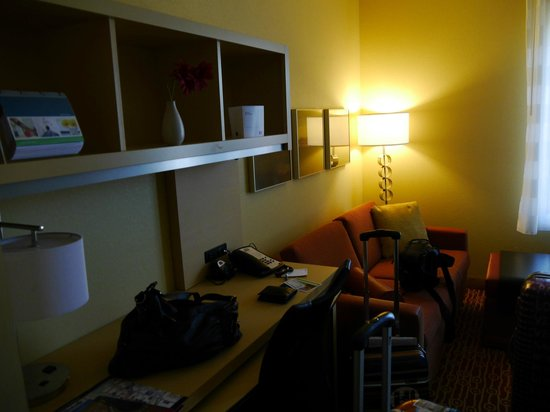 TownePlace Suites Nashville Airport: Leseecke