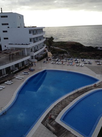 Apartamentos Gema Aguamarina Golf: View from apartment 509