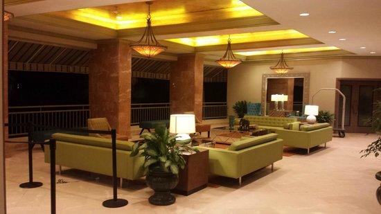 Rincon of the Seas Grand Caribbean Hotel : Open Lobby