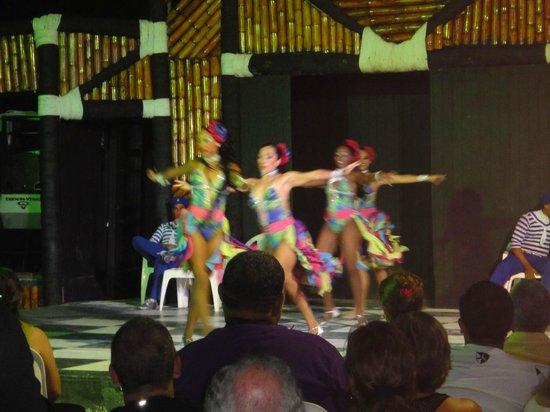 Decameron Marazul: Sows nocturnos del hotel