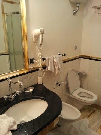 Domus Florentiae Hotel: bagno