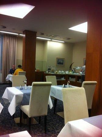 Hotel Alexandria: daily restaurant
