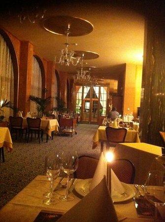 Hotel Alexandria: french restaurant