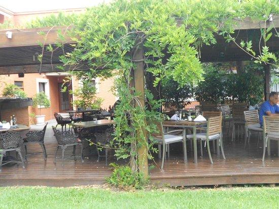 Barradas Parque Hotel & Spa : Glorieta
