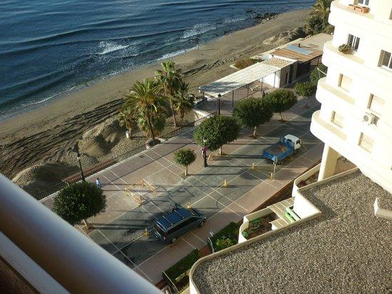 Princesa Playa Hotel Apartamentos : view from 610