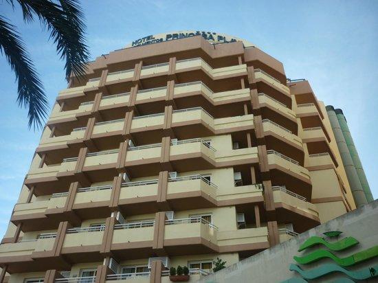 Princesa Playa Hotel Apartamentos : apartments