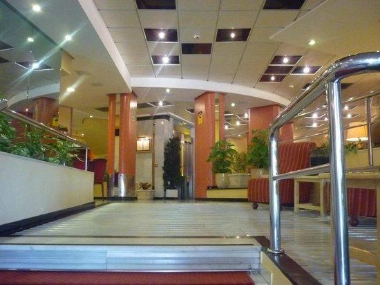 Princesa Playa Hotel Apartamentos: Reception area