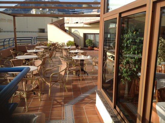 Princesa Playa Hotel Apartamentos: terrace