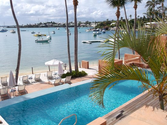 Cambridge Beaches : pool