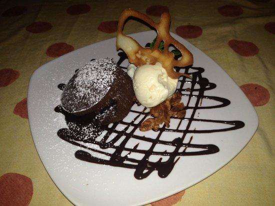 Que Pasa Restaurant Bar & Art Gallery: Dessert