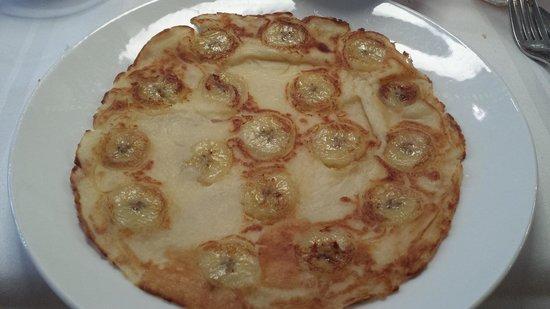 Hotel JL No76 : Pancake aux bananes