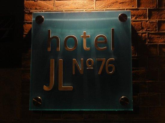 Hotel JL No76: L'hôtel