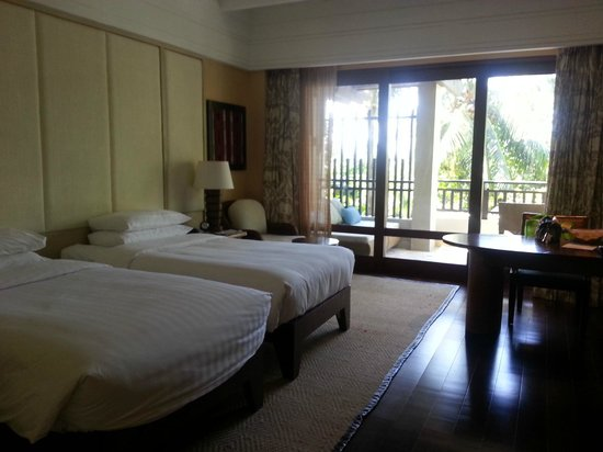 Shangri-La's Boracay Resort & Spa: Room