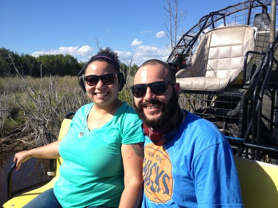Speedy's Airboat Tours : Speedy's Airboat Tour