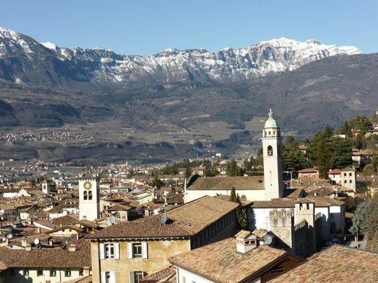 Museo Storico Italiano della Guerra: Views from Terrace