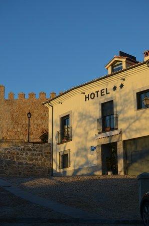 Hotel Puerta de la Santa: hotel
