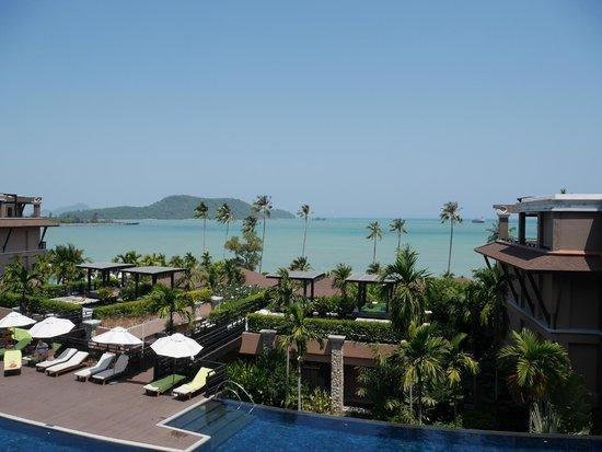 Pullman Phuket Panwa Beach Resort : View from our room