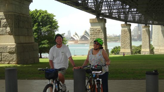 Bike Buffs - Sydney Bicycle Tours: Sydney Cycle Tour