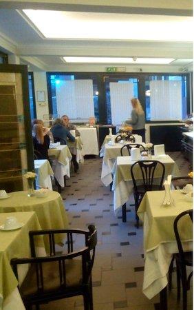Hotel Ritter : завтрак