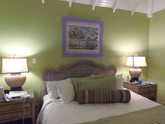 Nisbet Plantation Beach Club: Bed