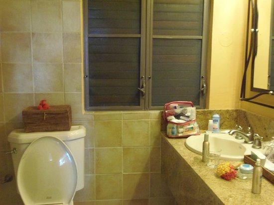 Nisbet Plantation Beach Club: Bathroom