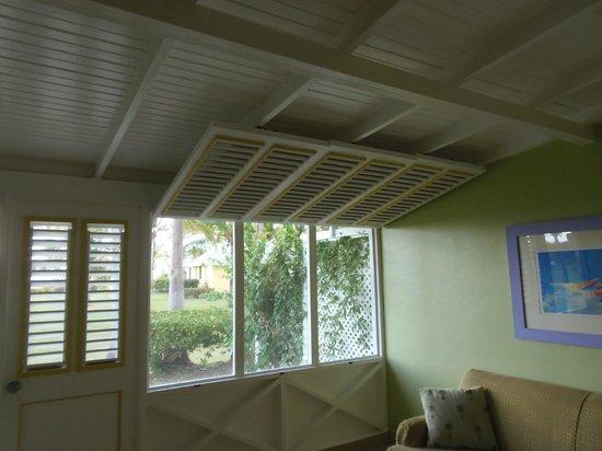 Nisbet Plantation Beach Club: Living room