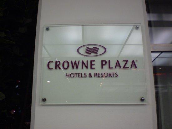 Hotel Crowne Plaza Berlin City Centre: Любимый отель в Берлине