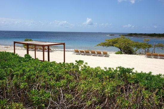 Santa Barbara Beach & Golf Resort, Curacao: Beach