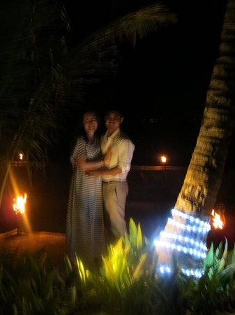 Buccanos at Night: Romantic Scenery