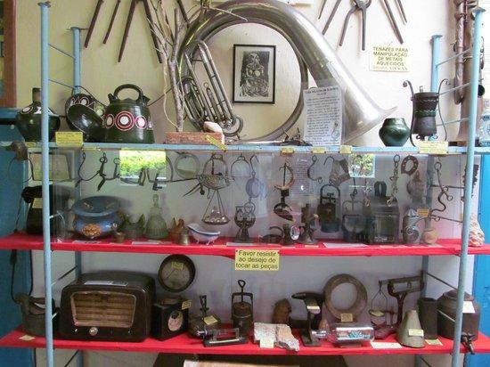 Sabara, MG: Museu de Antiguidades