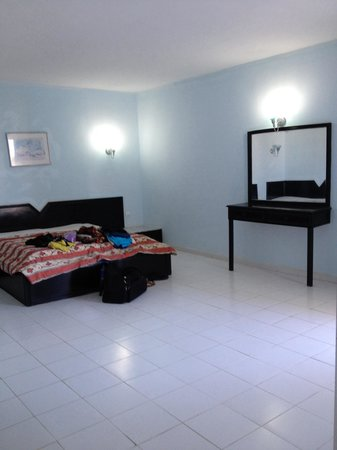 Hammamet Azur Plaza: Zimmer
