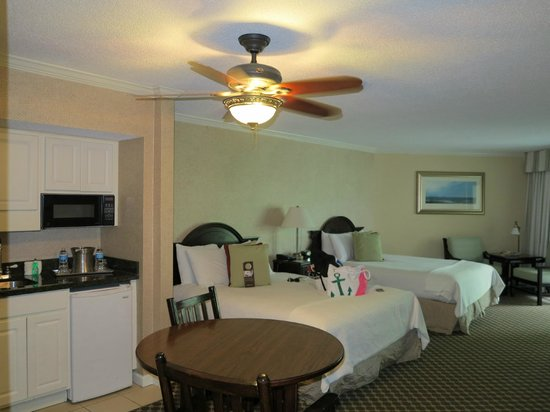 Omni Hilton Head Oceanfront Resort : Room