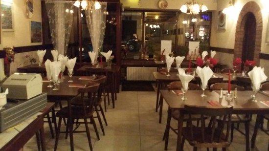 Lisa's Trattoria : Good comfort food and warm ambiance