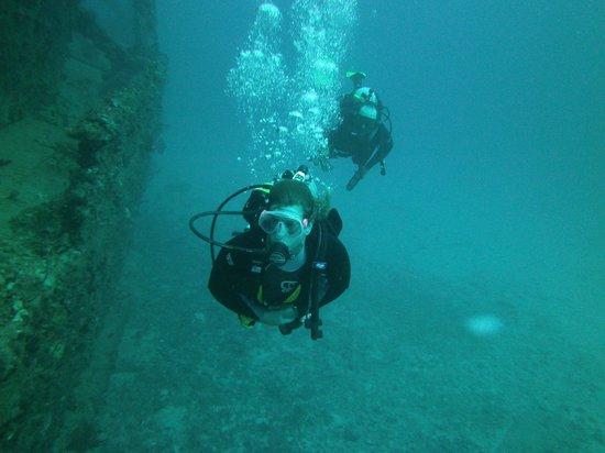Pro Dive Mexico: Diving