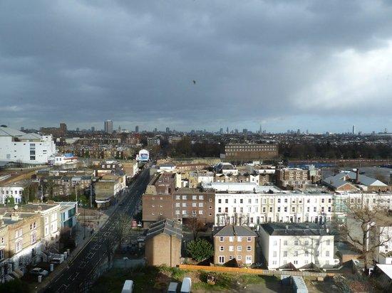 Ibis London Earls Court : Vue de la chambre 1222