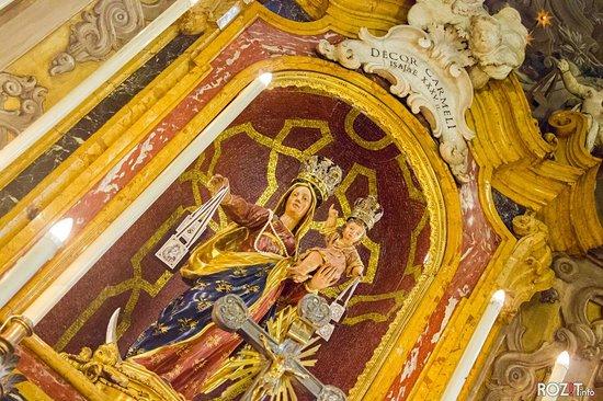 Chiesa di San Martino : Мария