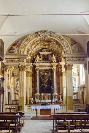 Chiesa di San Martino : Второй зал