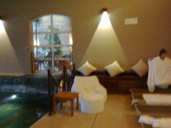 Relilax Hotel Terme Miramonti : SPA