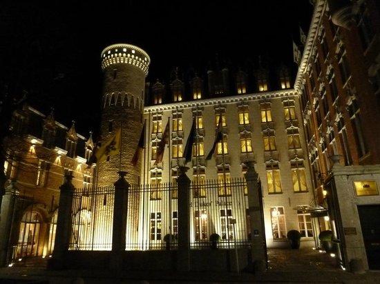 Hotel Dukes' Palace Bruges: Vue exterieure