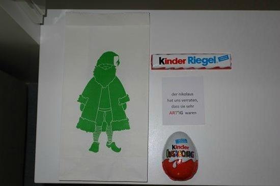 art'otel cologne: St Nikolaus Day gift
