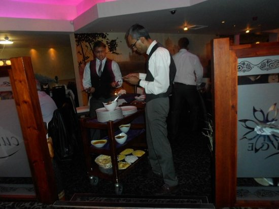 Cutlers Spice: Waiters