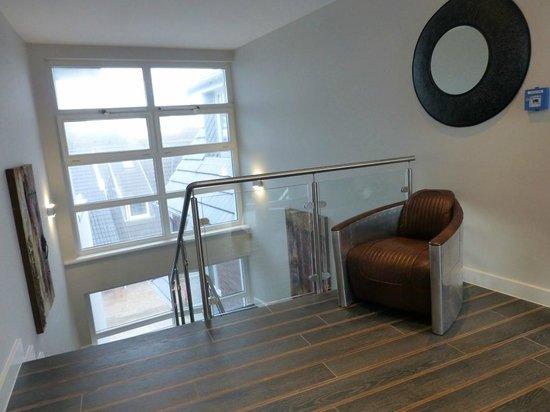 Hotel Hapag 54 Grad Nord : Modernes Design