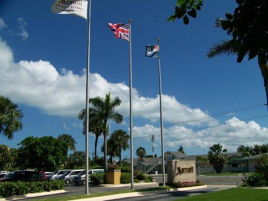 Grand Cayman Marriott Beach Resort: front