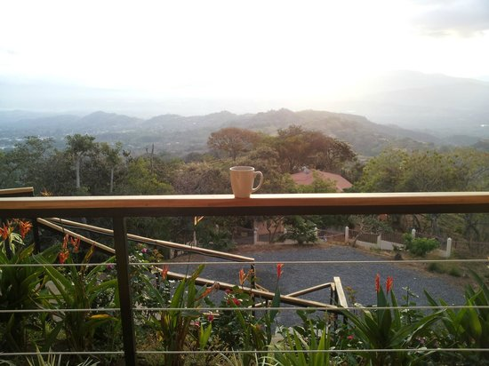Barons Resort: Atenas Coop Coffee and Baron's Resort Views: A Daily Ritual