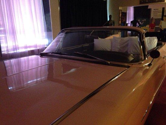 Red Carpet Inn Fantasuites: The Pink Cadillac.