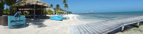 Matachica Resort & Spa : Matachica Beachfront