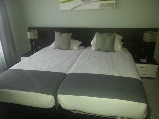 Argento Hotel: Letto