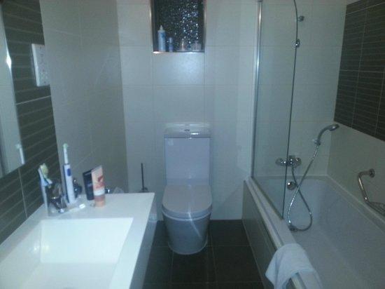 Argento Hotel: bagno