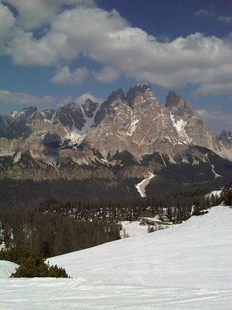Ski Area Faloria - Cristallo - Mietres
