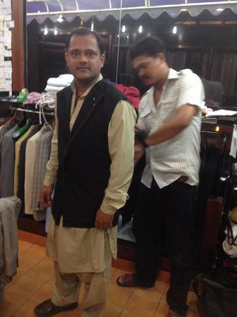 Paragon Tailor: Tailor made jacket